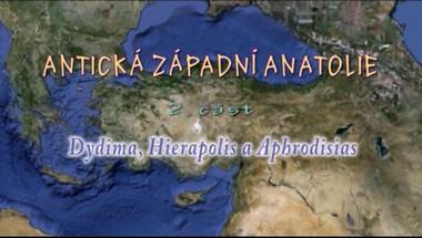Dydima, Hierapolis a Aphrodisias