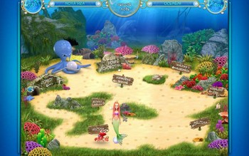 Obrazovka z období vývoje hry