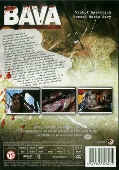 Obal DVD Krvavá zátoka