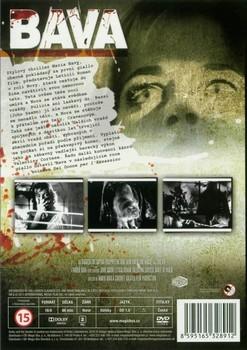 Obal DVD Oko ďábla