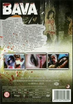 Obal DVD Ostrov děsu