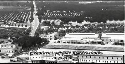100 let filmového studia