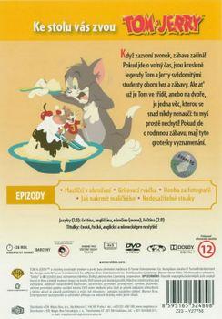 Magic Box – Tom a Jerry: Boj o jídlo | DVDINFORM.cz